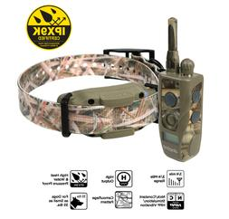 Dogtra 1900S 3/4 Mile Remote Trainer Wetlands Edition Camo 1