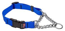 Cetacea Chain Martingale Dog/Pet Collar with Quick Release,