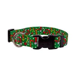 Yellow Dog Design CS103L Christmas Stockings Standard Collar
