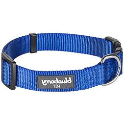 Blueberry Pet 32 Colors Classic Dog Collar, Royal Blue, Smal