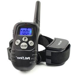 Petrainer Dog Shock Training Collar with Remote Rechargeable