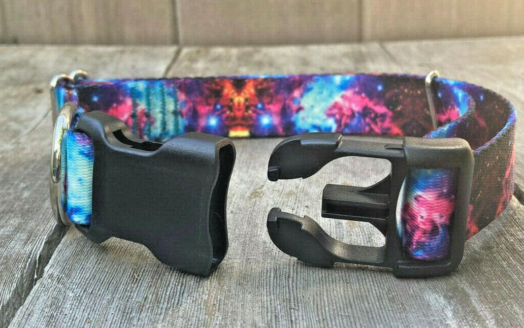 1 inch Colorful Cosmic Adjustable with Quick Release