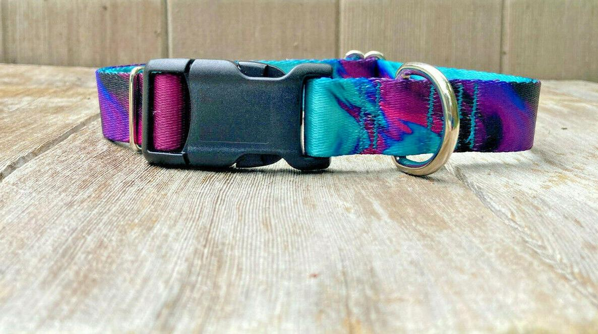 1 and Collar Release Buckle