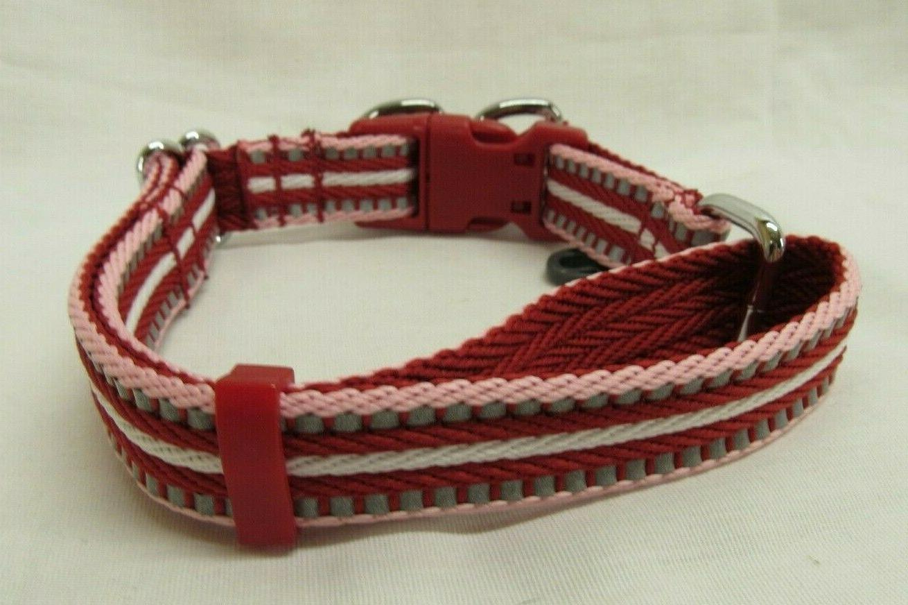 Blueberry Pet Multi-Colored collar NWOT
