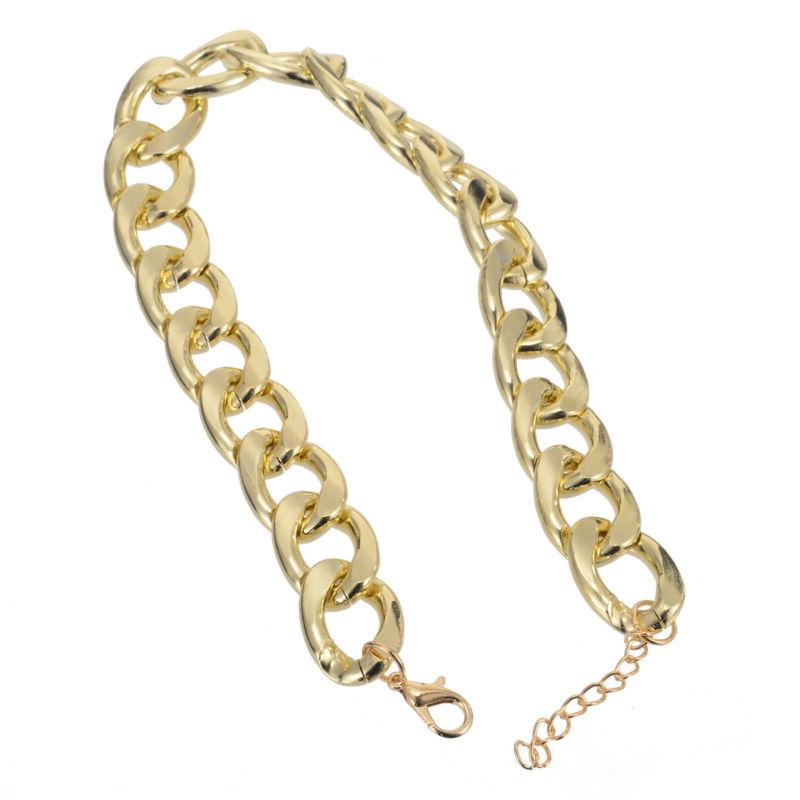 Fahion Chain Link Puppy Cat Necklace US