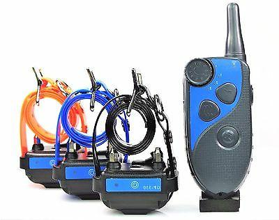 groovypets waterproof rechargeable remote dog