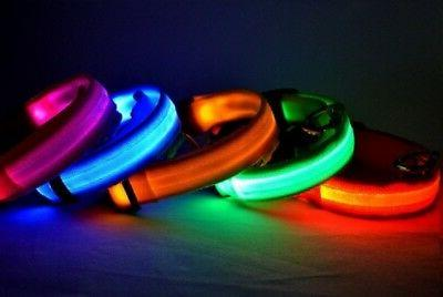 Light Up Glow Adjustable Bright 6 Color