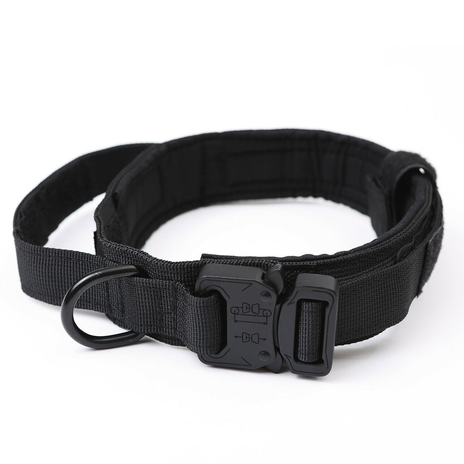 Tactical Collar+Leash for L Duty