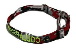Martingale Personalized Embroidered Military Dog Collars CAM