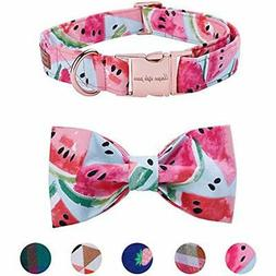 """USP Pet Soft""""Comfy Bowtie Dog Collar And Cat Gift For Dogs C"""