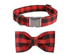 Pet Soft Comfy Bowtie Dog Collar And Cat Collar Pet Gift For