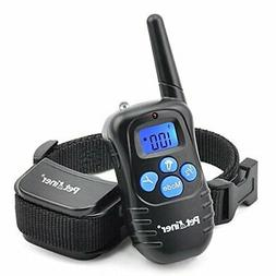 Petrainer PET998DRB1 Dog Training Collar Rechargeable and Ra