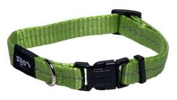 ROGZ Reflective Dog Collar for Small Dogs, Adjustable from 8