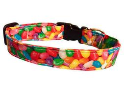 SPIFFY POOCHES Dog Cat Collar EASTER Jelly Beans *B.O.G.O @5