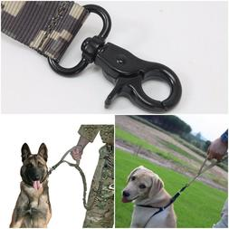Tactical Dog Waterproof Leash Quick Release Heavy Duty Panic
