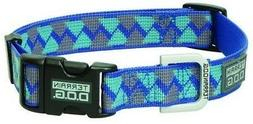 Weaver Terrain D.O.G. Patterned Snap-n-Go Dog Collar with Qu
