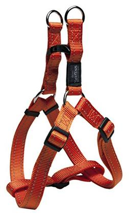 Reflective Adjustable Dog Step in Harness for Extra Large Do