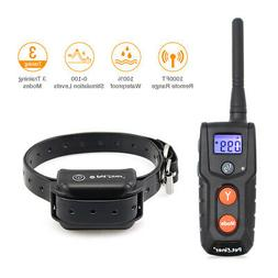 Petrainer Waterproof Dog Training Shock Collar with Remote R